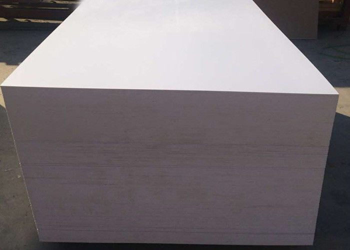 18mm Water Resistance Flame Resistant Foam Board WPC Interior Application SGS