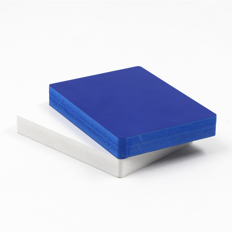 12mm colour pvc foam board used for wall partition